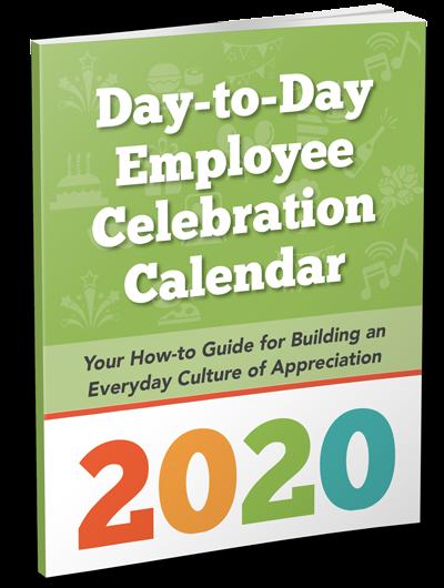 gThankYou 2020 Employee Appreciation Calendar