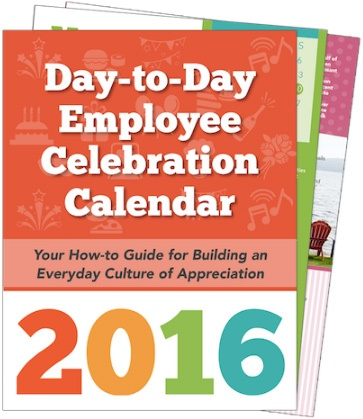 employee appreciation calendar 2016 gthankyou
